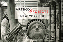 Art Box Project - New York Collective Show  (semifinalist at the competition)